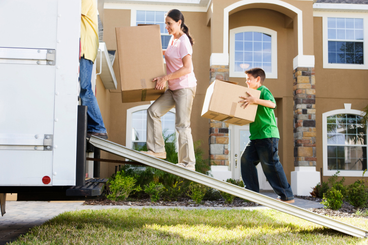 Make Moving to New Place a Positive Experience