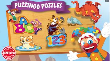 The Puzzingo app Makes Learning Fun!