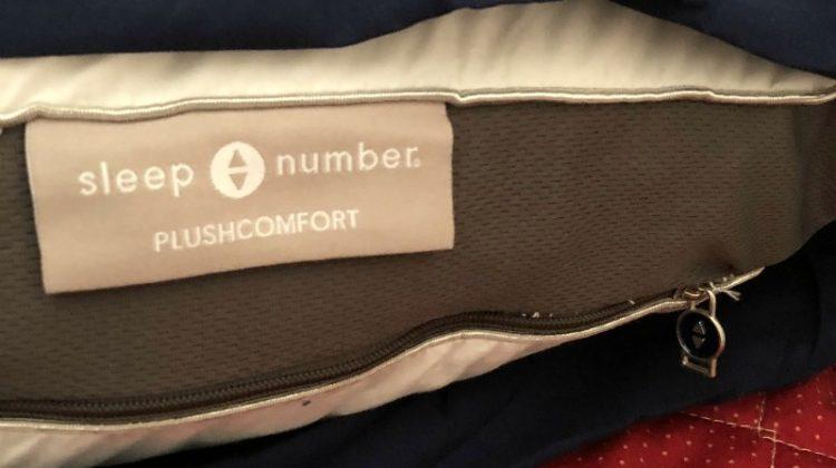 Sleep Number PlushComfort ultimate pillow for anyone on your gift list because everyone needs sleep #MegaChristmas17