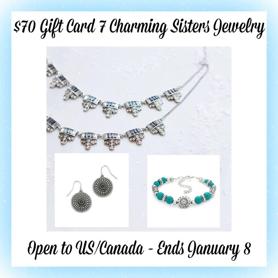 Win 7 Sisters Jewelry
