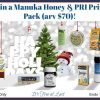 Win Manuka Honey and PRI prze