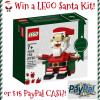 Win LEGO Santa