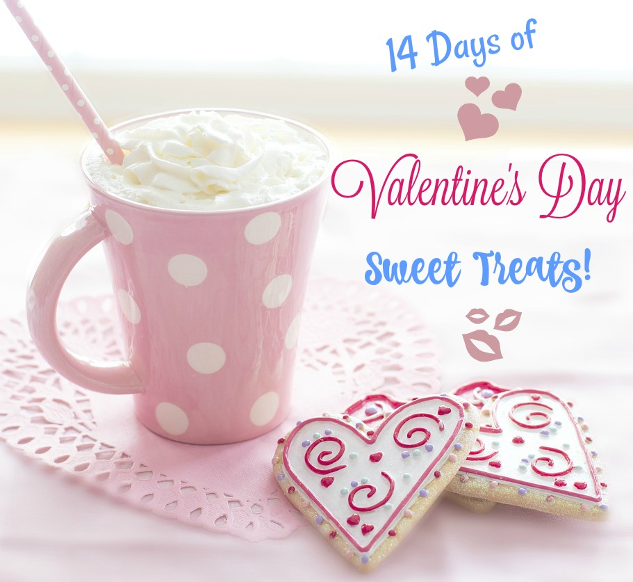 14days of Valentine's Sweets