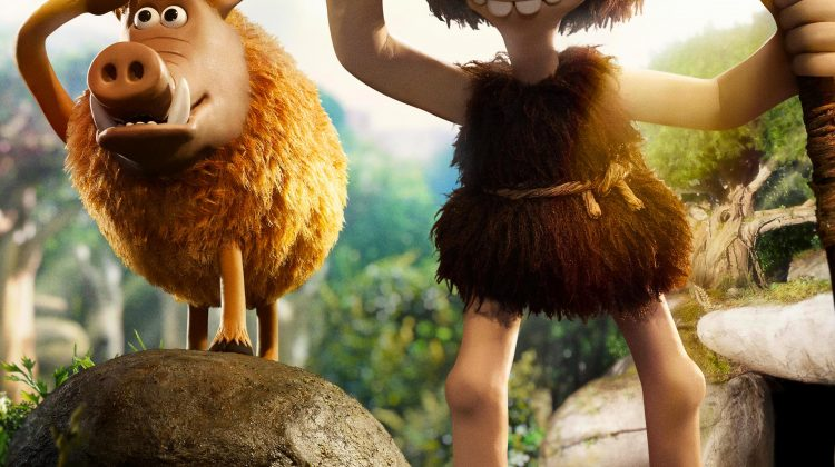 Don't Miss Early Man- In Theaters Feb 16th! #EarlyMan
