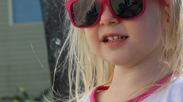 Protect Your Children's Eyes With Real Kids Shades #Sweet2018