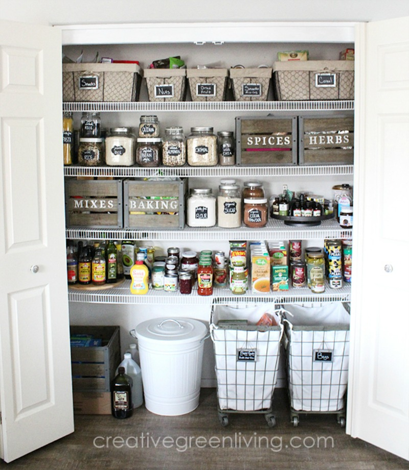 22 Organizational Ideas To Control Clutter In Your Home