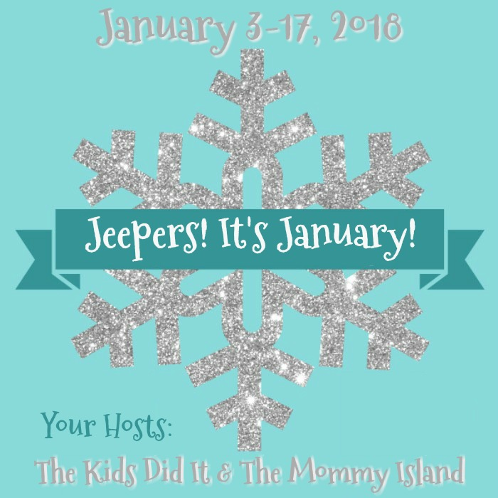 Jeepers it's January Giveaway Hop