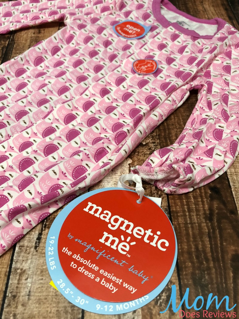 Magnetic Me baby clothes
