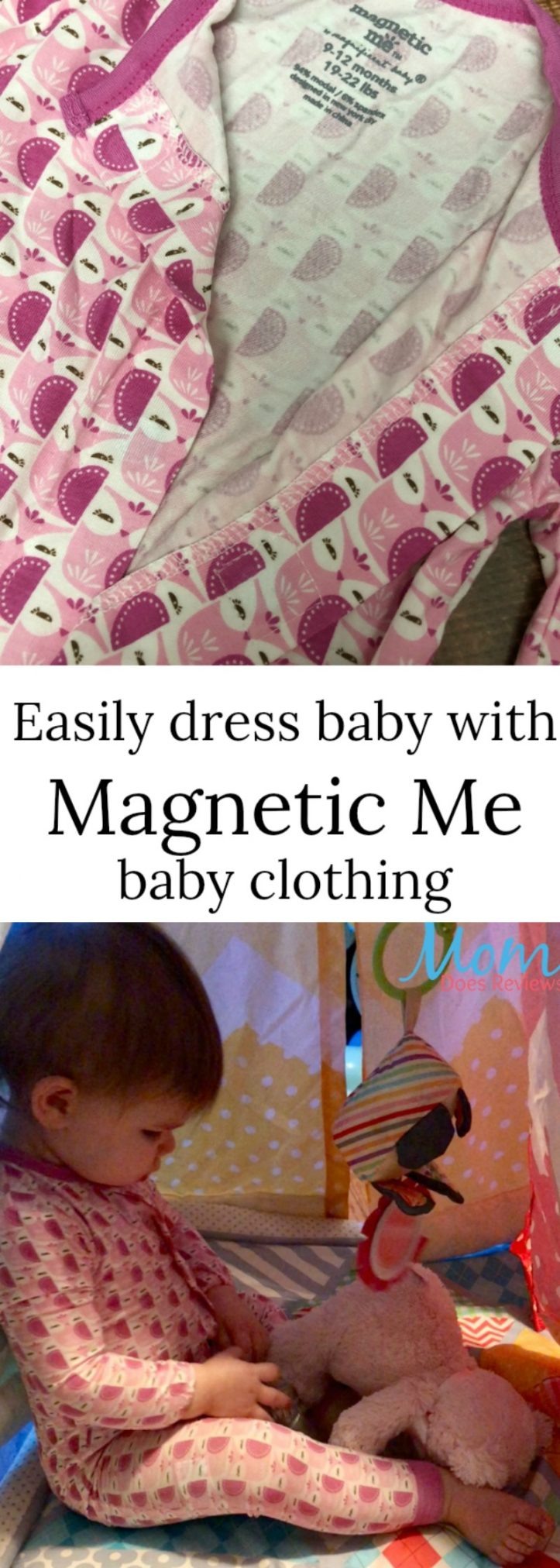Magnetic Me clothing for baby
