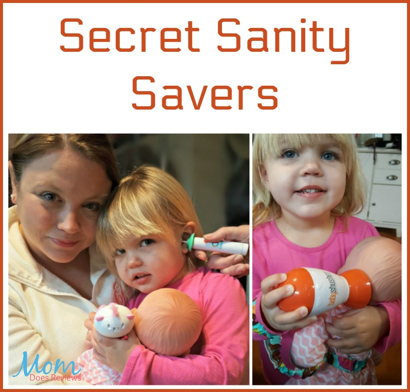 Secret Sanity Savers