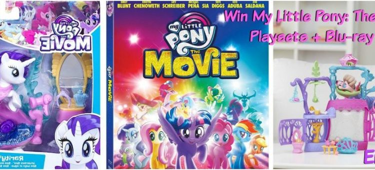 My LIttle Pony the Movie giveaway