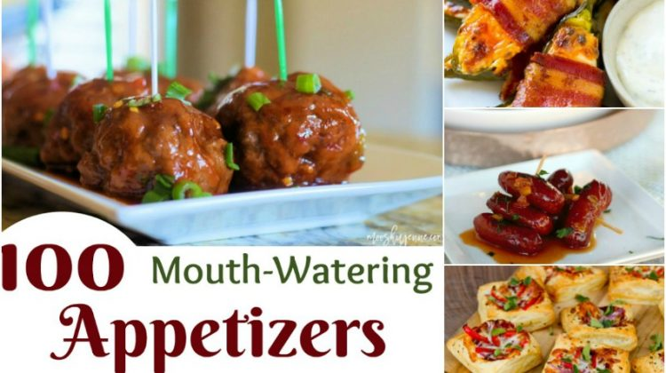 Score Big with these 100 Mouth-Watering Appetizers for the Big Game!