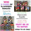 Slammers Giveaway