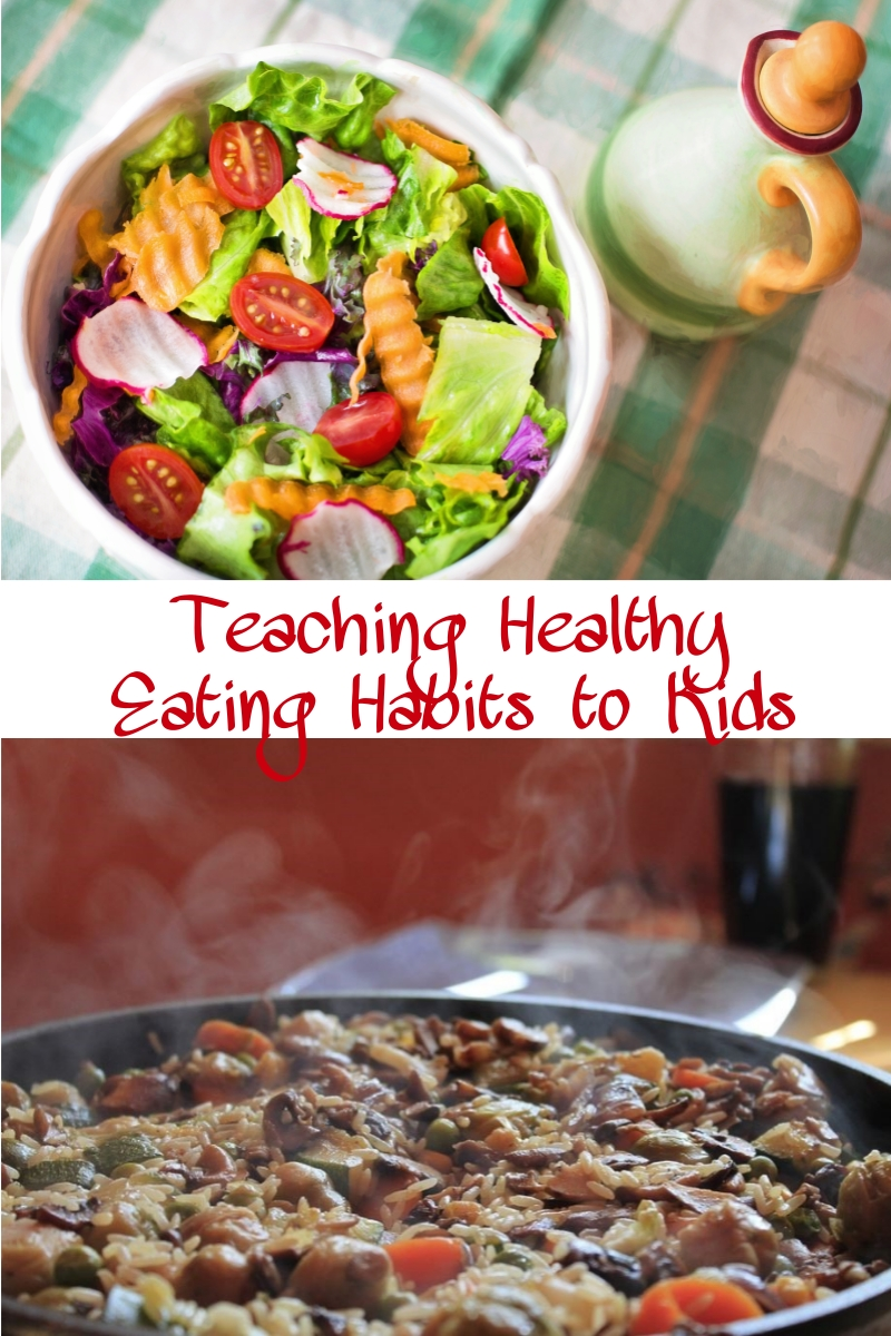 Teaching Healthy Eating Habits to Kids