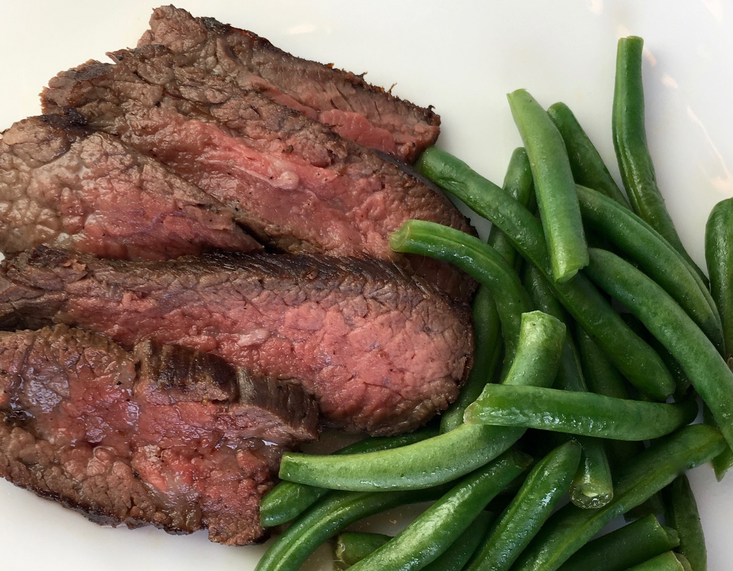 Easy Skillet Tri-Tip Steak