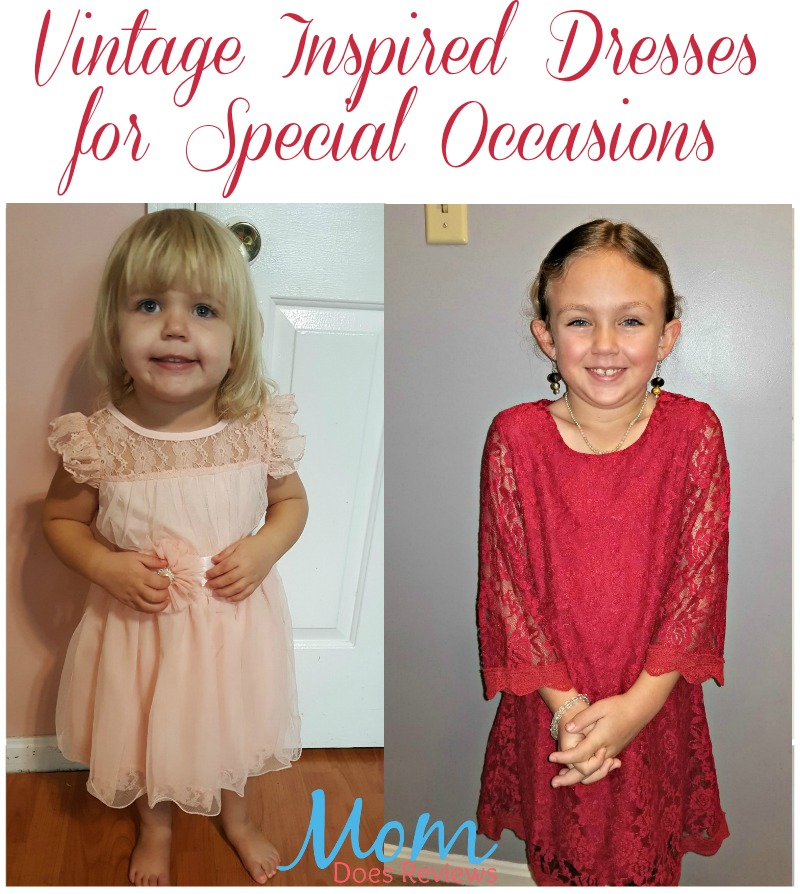 Vintage Inspired Dresses for Special Occasions