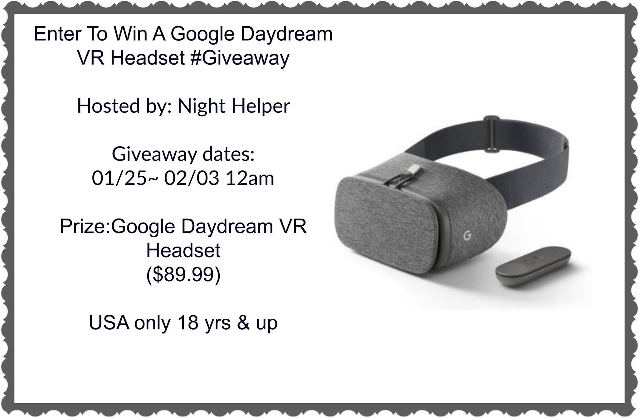 Win Google VR Headset