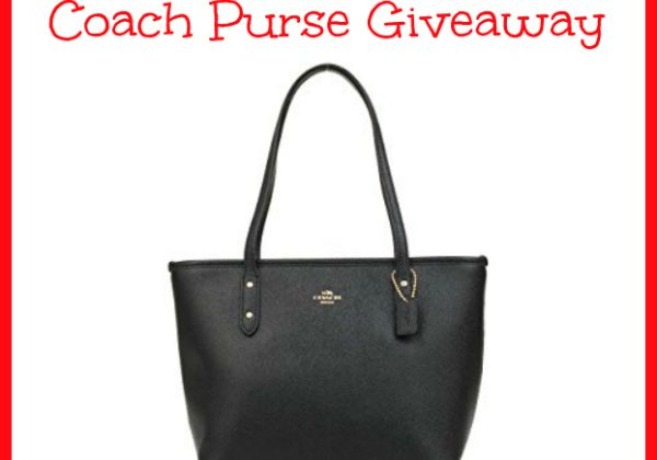 win a coach purse today! 3dac7e5b272b3