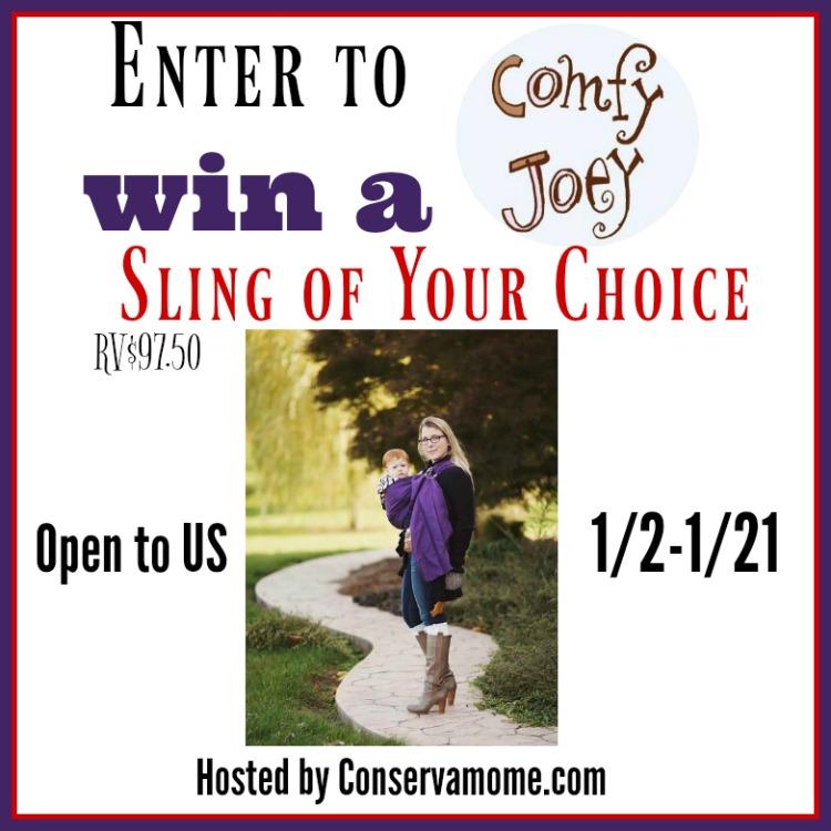 Win a Comfy Joey