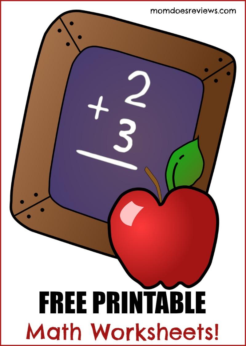 Free math Worksheets