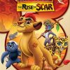 The Lion Guard Rise of Scar DVD