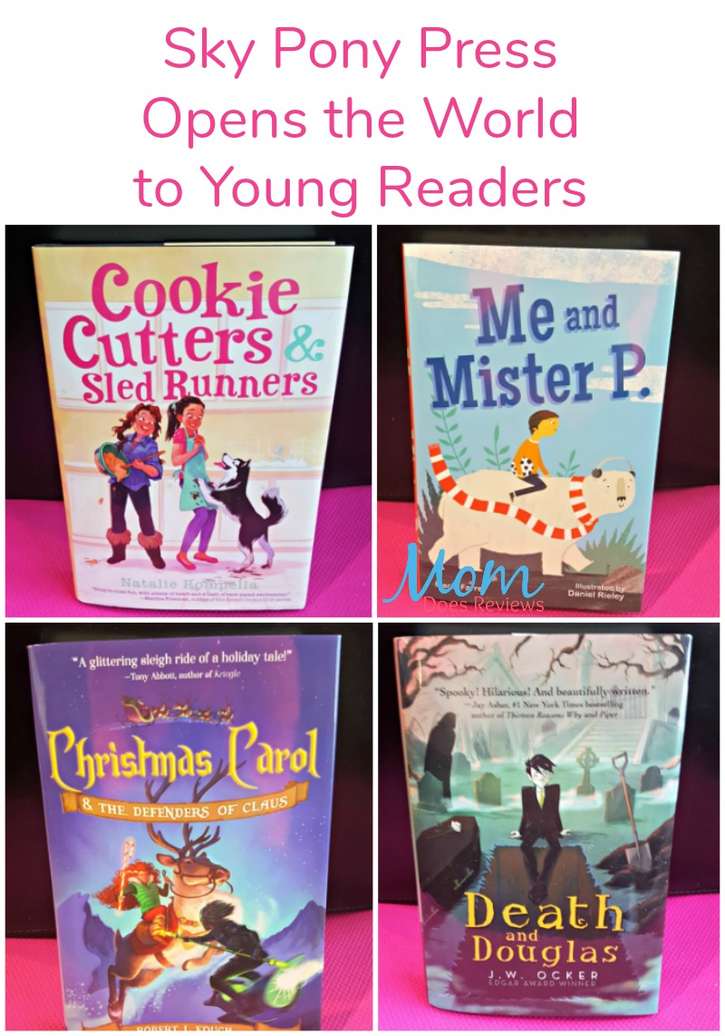 Sky Pony Press Opens the World to Young Readers