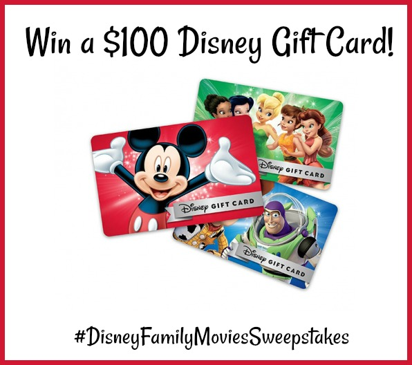 Win a Disney Gift Card