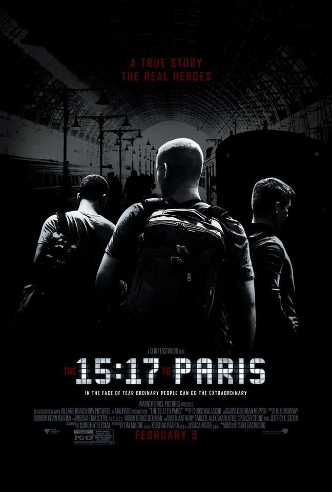 15:17 to Paris #1517ToParis
