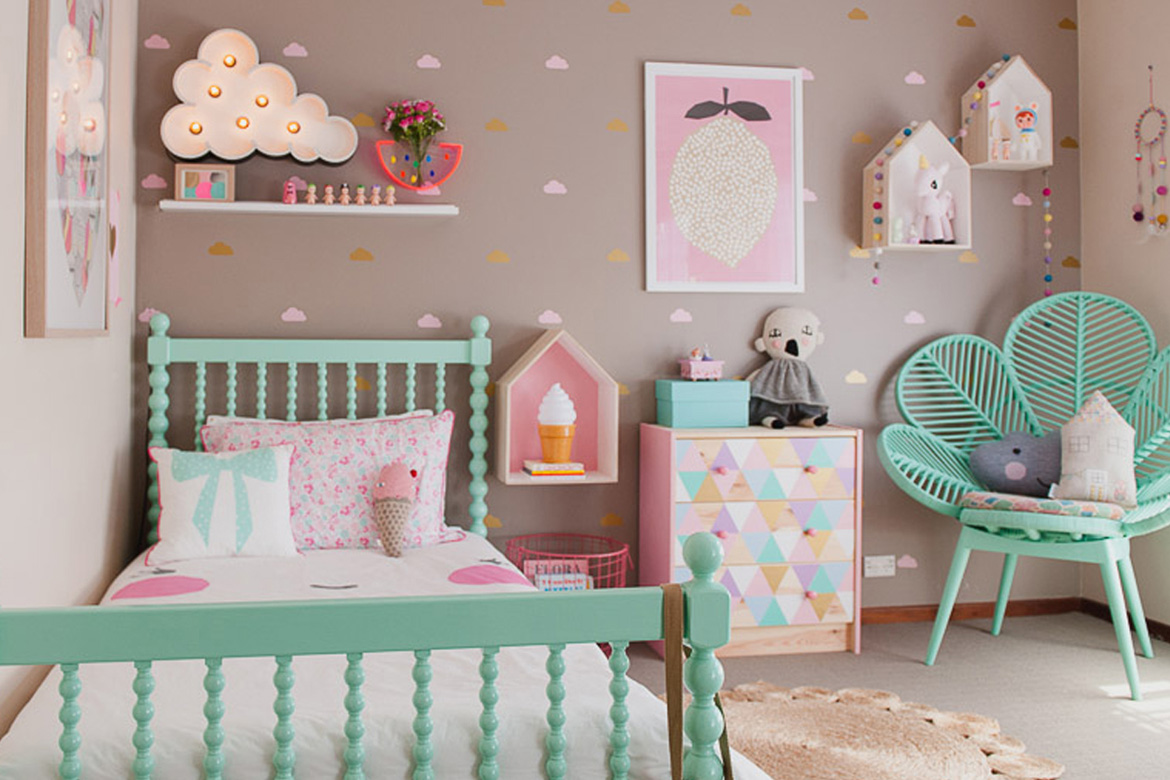 Color Trends For 2018 The Best Tones To Use In Your Kids Bedroom