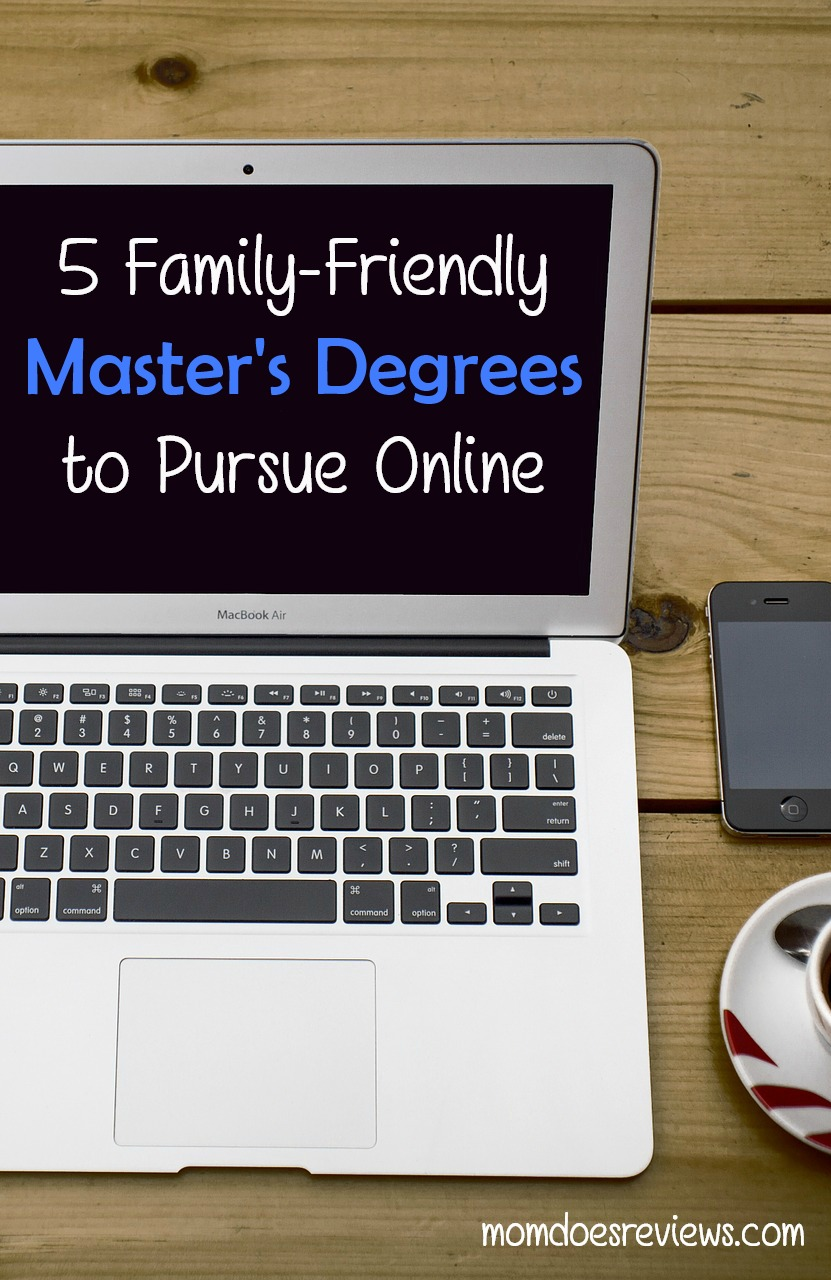 5 Family-Friendly Master's Degrees to Pursue Online