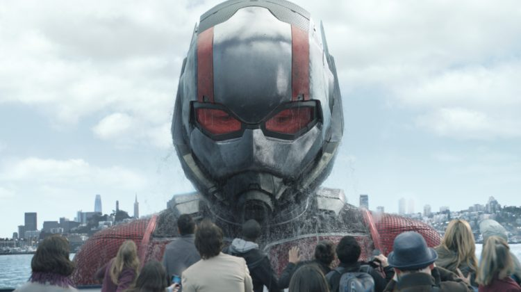ANT-MAN AND THE WASP – New Teaser Trailer & Poster is Here! #AntManandWasp