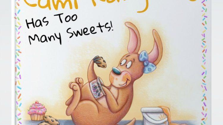 Cami Kangaroo Has Too Many Sweets! #Kickstarter – #Win $50 Amazon GC! US 2/24