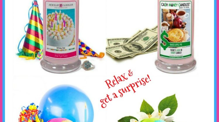 Win Jewelry & Cash Candles and Bath Bombs! 4 WINNERS! #EasteronMDR US Ends 3/1