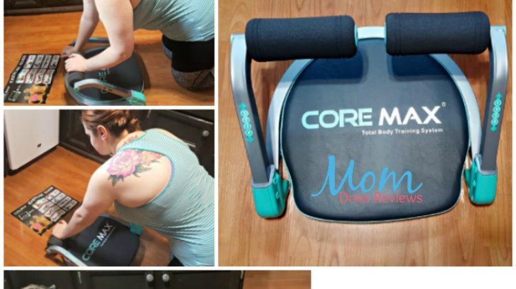 No More Excuses with the Core Max Total Body Training System#EasternMDR