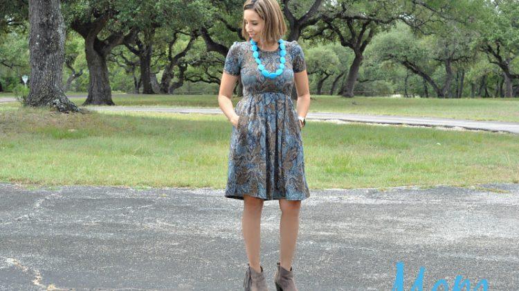 Paisley LulaRoe Dress