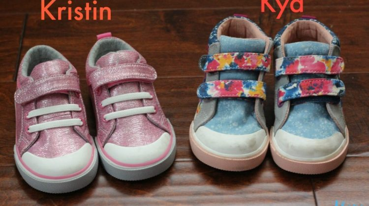 Hip and Stylish Shoes For Kids From See Kai Run #Sweet2018