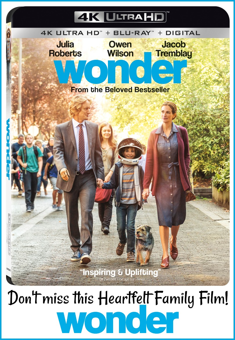 Wonder #WondertheMovie
