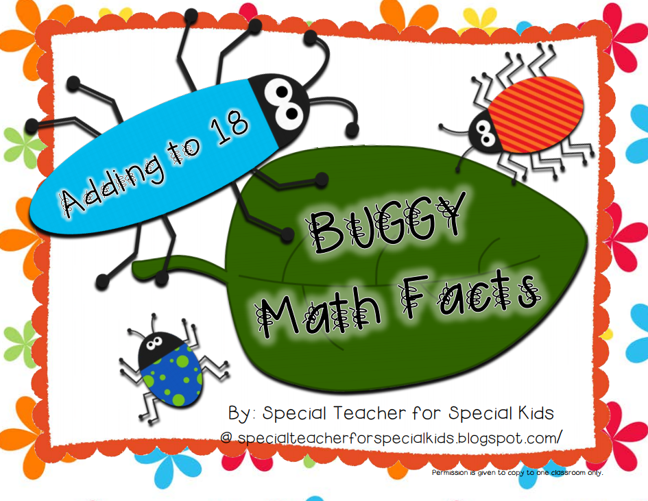 Buggy Math Facts