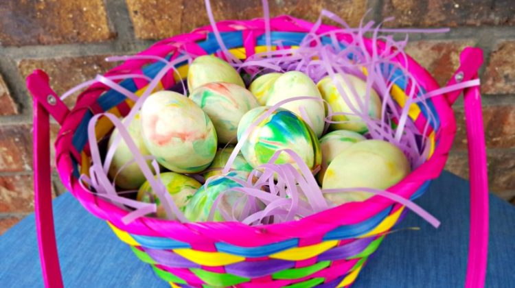 Allergy Free Easter Eggs with eggnots® #EasteronMDR