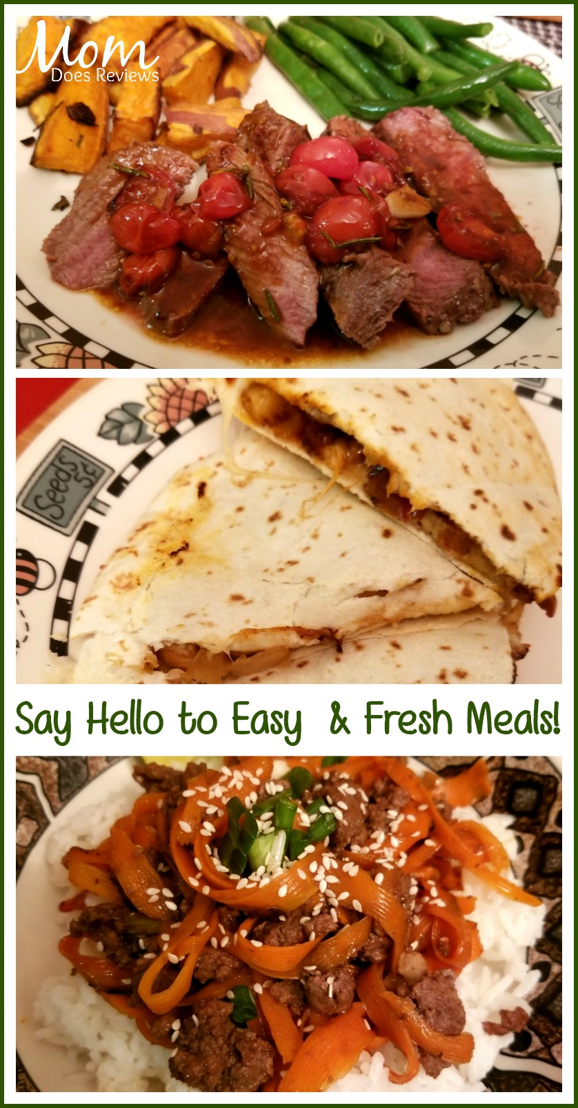 HelloFresh- Easy and Fresh Family Meals