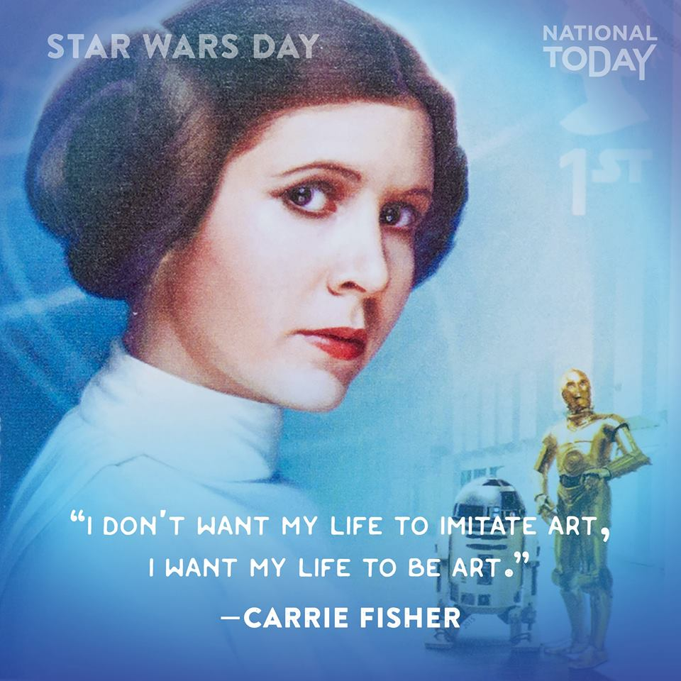 National Star Wars day