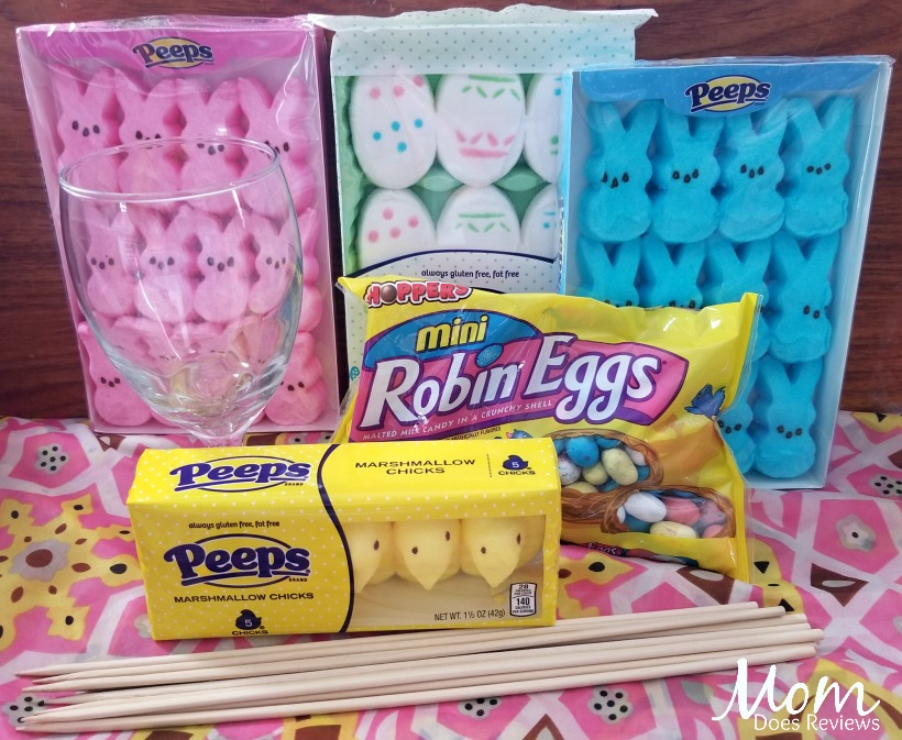 Peeps ingredients