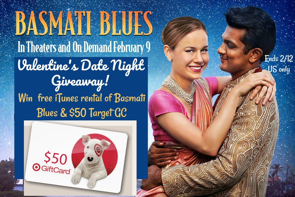Win Valentine's Date Night Giveaway