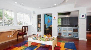Playroom Design: 5 Things Every Great Playroom Needs