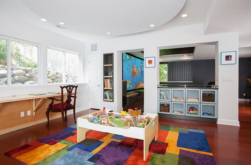 Playroom Design: 5 Things Every Great Playroom Needs