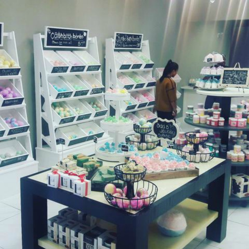 Bath Bombs Franchise Boutique Opportunity!