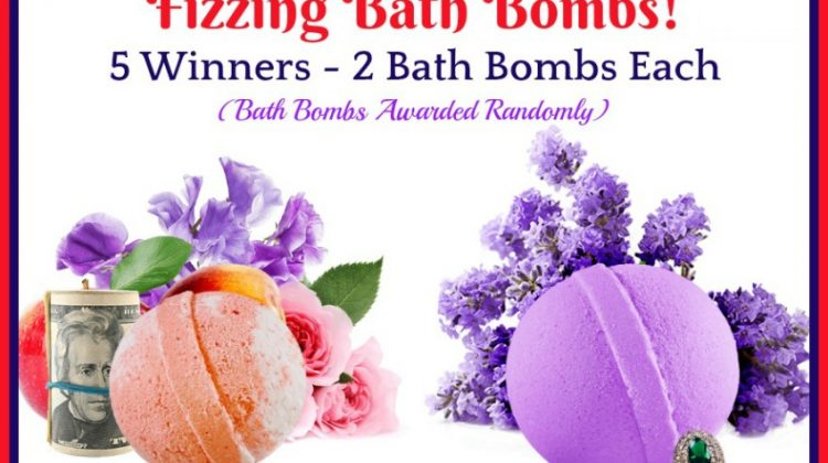 #Win Jewelry, Cash, & Regular Fizzing Bath Bombs (5 Winners!) + a Fabulous Franchise Boutique Opportunity! US Ends 3/17