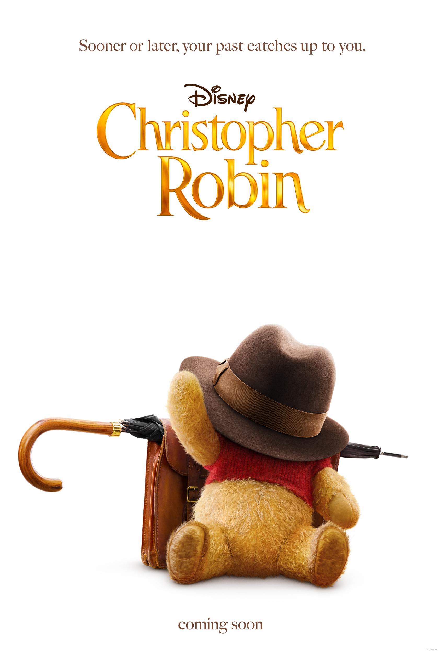 Disney #ChristopherRobin