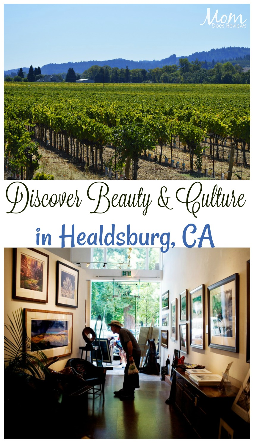 Discover Beauty and Culture in Healdsburg #travel