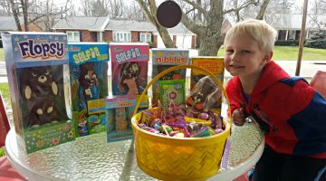 Sweeten Your Kids Easter Baskets with Selfie Bunnies #EasteronMDR